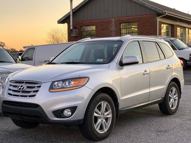 2011 Hyundai Santa Fe for sale at CT Auto Center Sales in Milford CT