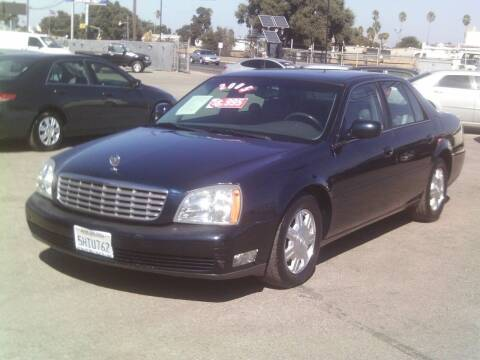 2005 Cadillac DeVille for sale at Valley Auto Sales & Advanced Equipment in Stockton CA