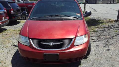 2004 Chrysler Town and Country for sale at Jan Auto Sales LLC in Parsippany NJ