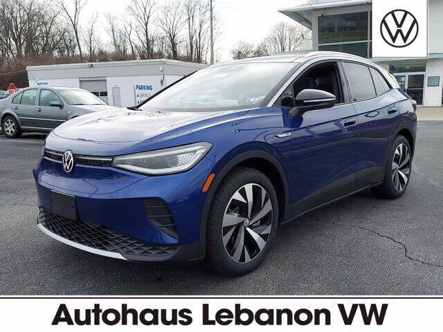 2021 Volkswagen ID.4 for sale in Lebanon, PA