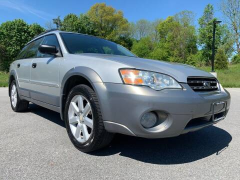 2007 Subaru Outback for sale at Auto Warehouse in Poughkeepsie NY