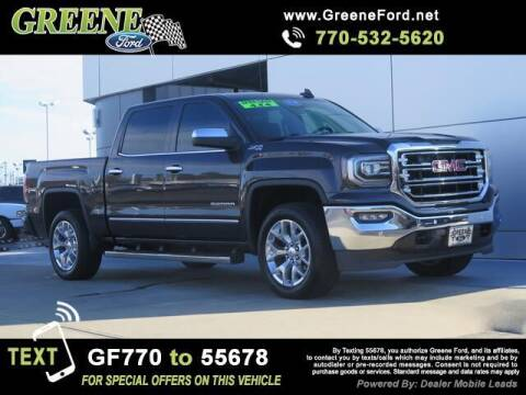 2016 GMC Sierra 1500 for sale at NMI in Atlanta GA