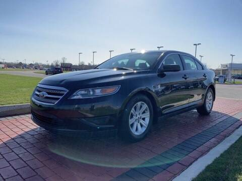 2011 Ford Taurus for sale at BMW of Schererville in Shererville IN