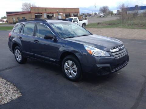 2014 Subaru Outback for sale at Bruns & Sons Auto in Plover WI