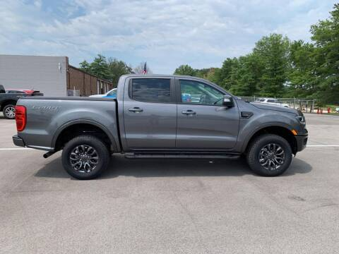 2021 Ford Ranger for sale at St. Louis Used Cars in Ellisville MO