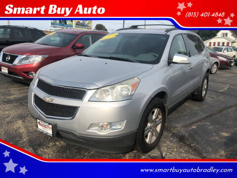 2009 Chevrolet Traverse for sale at Smart Buy Auto in Bradley IL