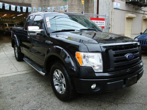 2011 Ford F-150 for sale at Discount Auto Sales in Passaic NJ