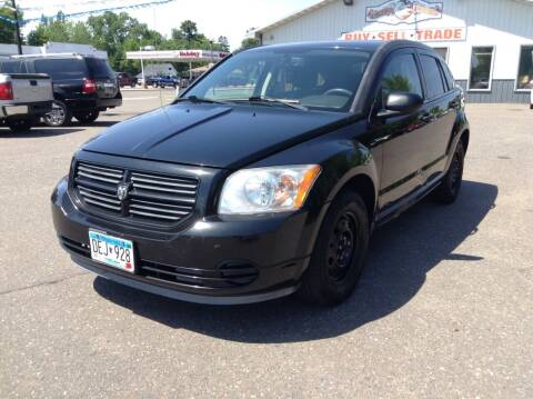 2010 Dodge Caliber for sale at Steves Auto Sales in Cambridge MN