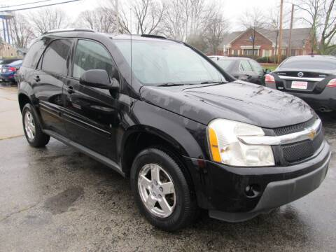2006 Chevrolet Equinox for sale at St. Mary Auto Sales in Hilliard OH