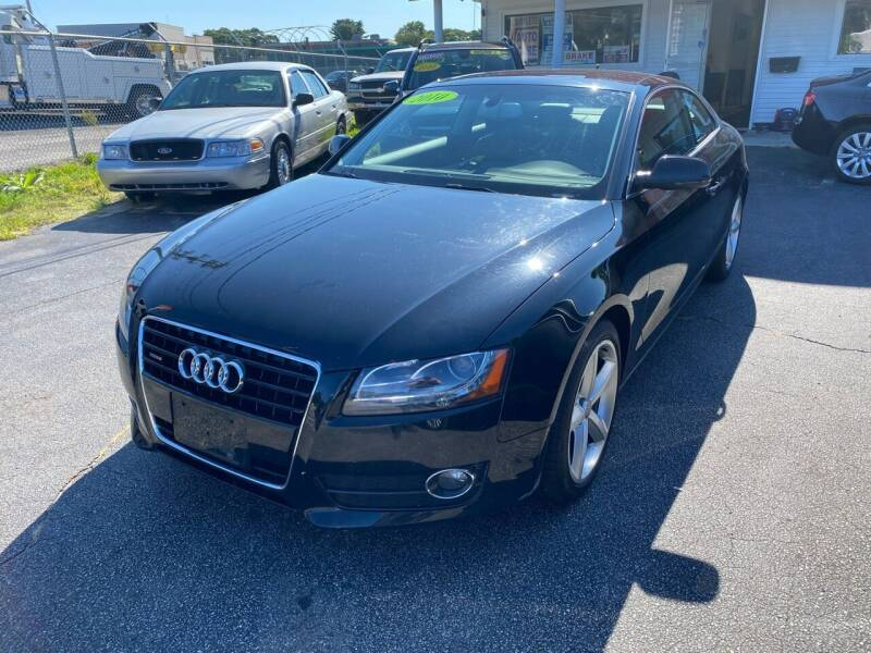 2010 Audi A5 for sale at Sandy Lane Auto Sales and Repair in Warwick RI