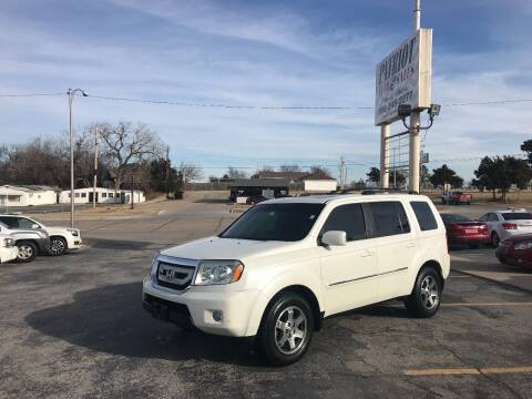 2011 Honda Pilot for sale at Patriot Auto Sales in Lawton OK