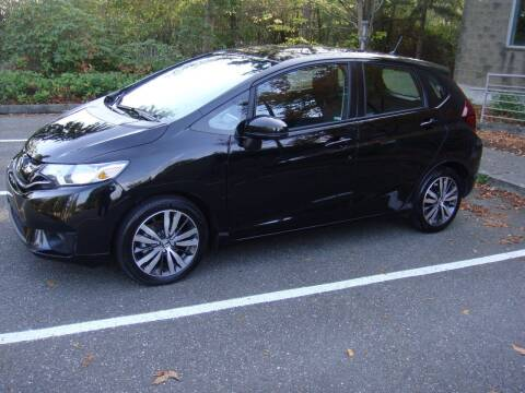 2015 Honda Fit for sale at Western Auto Brokers in Lynnwood WA