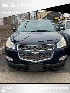 2010 Chevrolet Traverse for sale at Best Cars R Us LLC in Irvington NJ