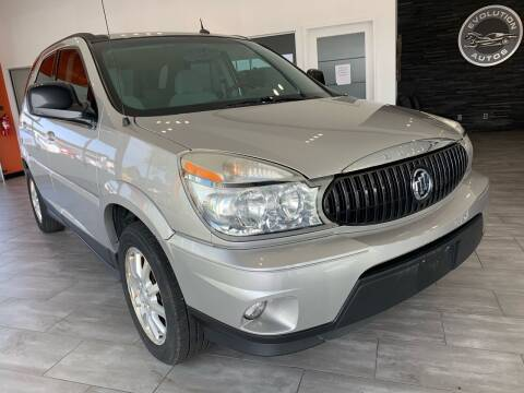 2007 Buick Rendezvous for sale at Evolution Autos in Whiteland IN