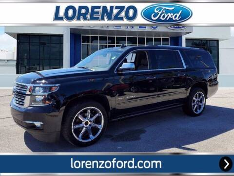 2015 Chevrolet Suburban for sale at Lorenzo Ford in Homestead FL