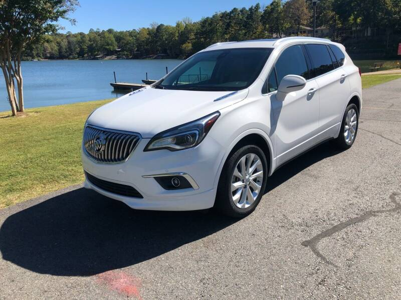 2017 Buick Envision for sale at Village Wholesale in Hot Springs Village AR