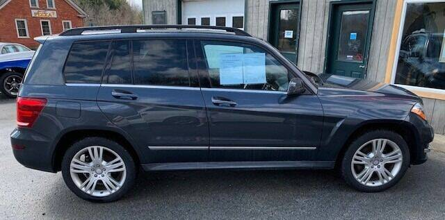 2014 Mercedes-Benz GLK for sale at Past & Present MotorCar in Waterbury Center VT