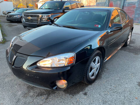 2007 Pontiac Grand Prix for sale at Turner's Inc in Weston WV