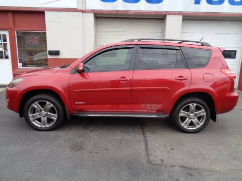 2010 Toyota RAV4 for sale at Best Choice Auto Sales Inc in New Bedford MA