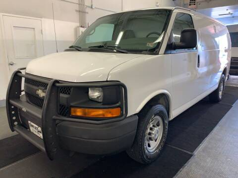 2009 Chevrolet Express Cargo for sale at TOWNE AUTO BROKERS in Virginia Beach VA