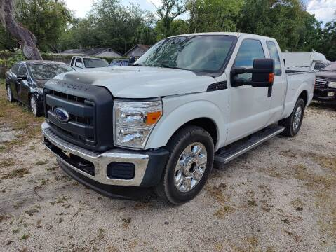 2012 Ford F-250 Super Duty for sale at Advance Import in Tampa FL