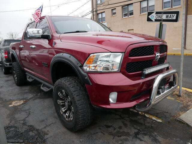 2013 RAM Ram Pickup 1500 for sale at M & R Auto Sales INC. in North Plainfield NJ