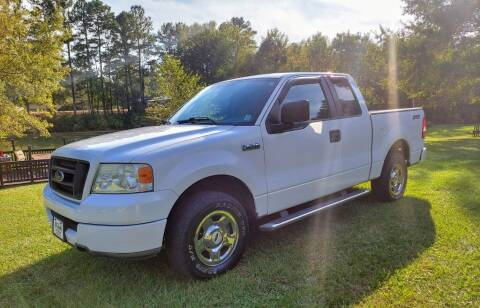 2005 Ford F-150 for sale at Victory Auto Sales LLC in Mooreville MS
