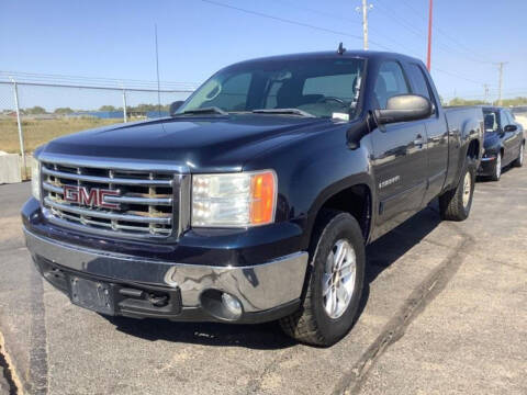 2008 GMC Sierra 1500 for sale at Government Fleet Sales in Kansas City MO