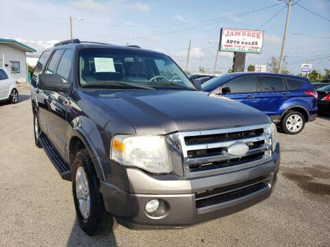 2010 Ford Expedition for sale at Jamrock Auto Sales of Panama City in Panama City FL