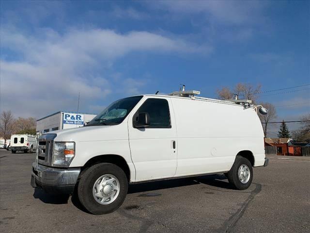 2014 Ford E-Series Cargo for sale at P & R Auto Sales in Pocatello ID