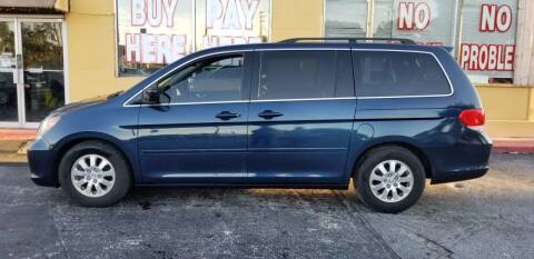 2009 Honda Odyssey for sale at BSS AUTO SALES INC in Eustis FL