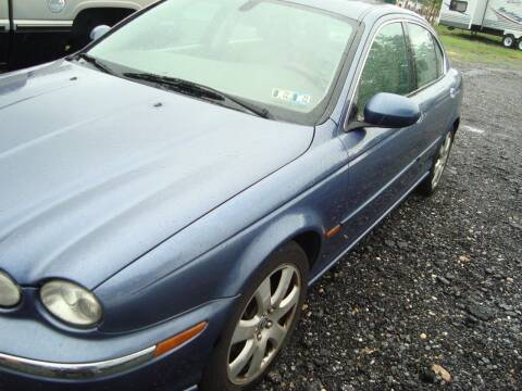 2004 Jaguar X-Type for sale at Branch Avenue Auto Auction in Clinton MD