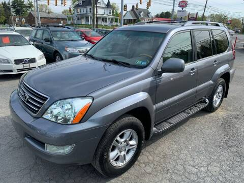 2005 Lexus GX 470 for sale at Masic Motors, Inc. in Harrisburg PA