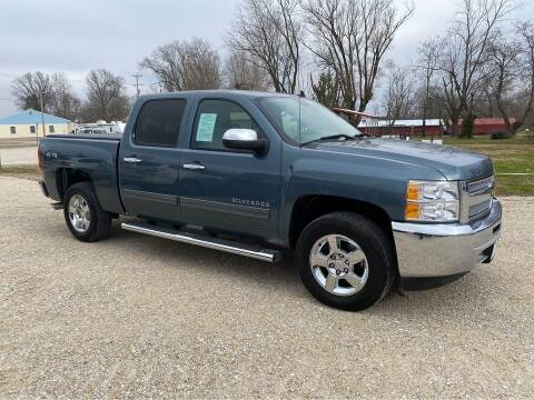 2013 Chevrolet Silverado 1500 for sale at BARKLAGE MOTOR SALES in Eldon MO