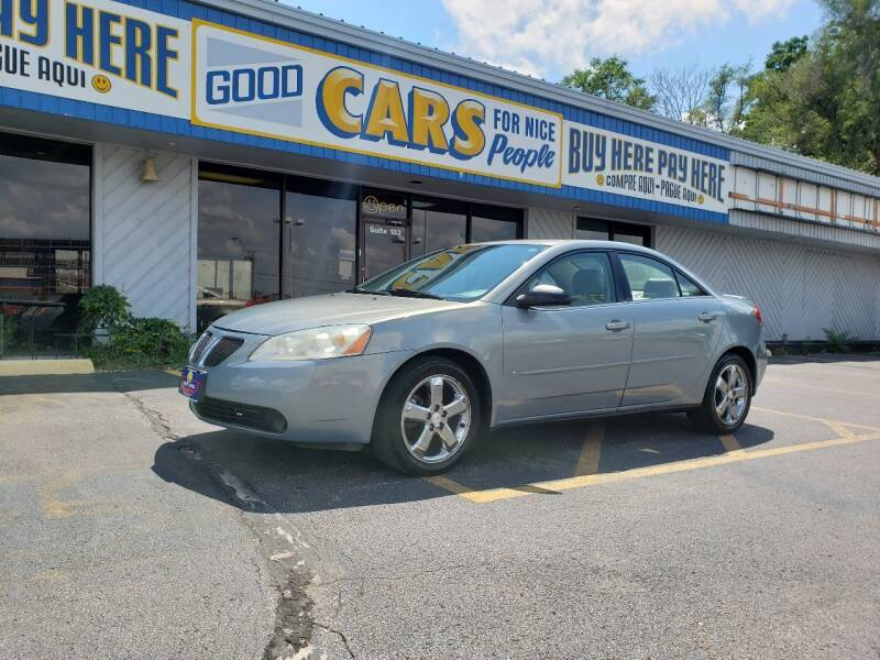2007 Pontiac G6 for sale at Good Cars 4 Nice People in Omaha NE