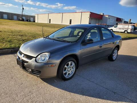 2005 Dodge Neon for sale at DFW Autohaus in Dallas TX