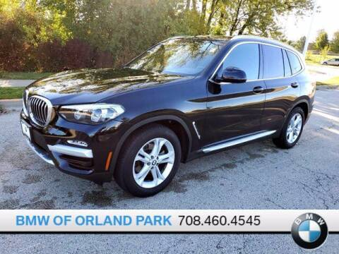 2019 BMW X3 for sale at BMW OF ORLAND PARK in Orland Park IL