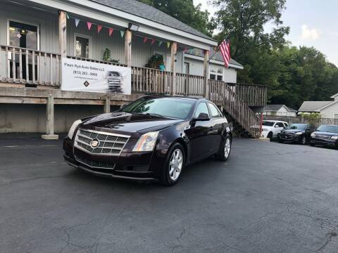 2009 Cadillac CTS for sale at Flash Ryd Auto Sales in Kansas City KS