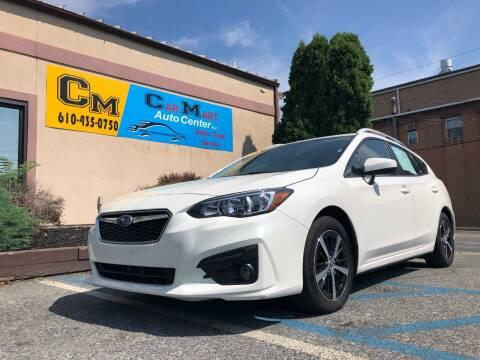 2019 Subaru Impreza for sale at Car Mart Auto Center II, LLC in Allentown PA