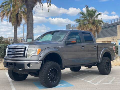 2010 Ford F-150 for sale at Motorcars Group Management in San Antonio TX