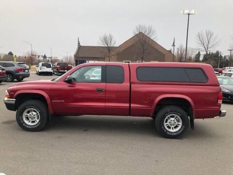 1999 Dodge Dakota for sale at ROSSTEN AUTO SALES in Grand Forks ND