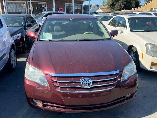 2005 Toyota Avalon for sale at Affordable Auto Inc. in Pico Rivera CA