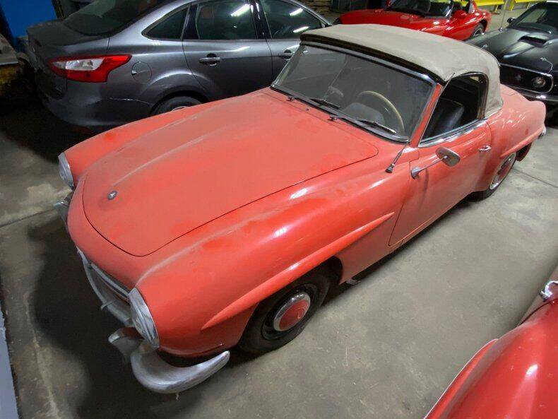 1957 Mercedes-Benz 190-Class for sale in Troy, MI