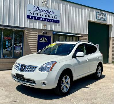 2009 Nissan Rogue for sale at Danny's Auto Deals in Grafton WI