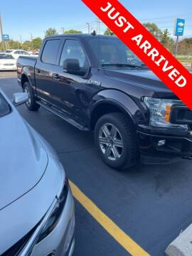 2018 Ford F-150 for sale at MATTHEWS HARGREAVES CHEVROLET in Royal Oak MI