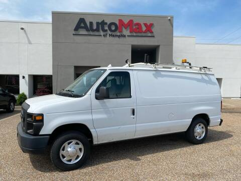 2012 Ford E-Series Cargo for sale at AutoMax of Memphis in Memphis TN