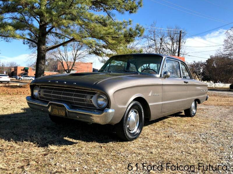 1961 Ford Falcon for sale at MIDWAY AUTO SALES & CLASSIC CARS INC in Fort Smith AR