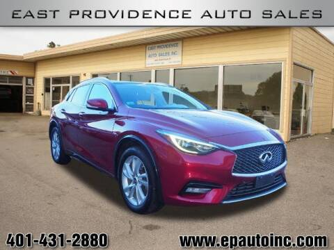 2017 Infiniti QX30 for sale at East Providence Auto Sales in East Providence RI