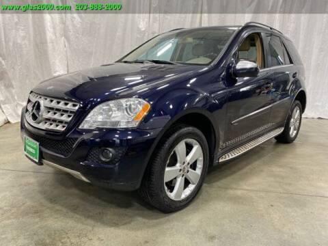 2010 Mercedes-Benz M-Class for sale at Green Light Auto Sales LLC in Bethany CT