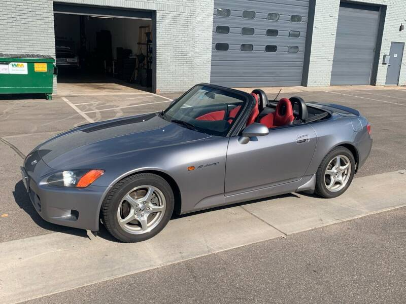 2000 Honda S2000 for sale at The Car Buying Center in Saint Louis Park MN